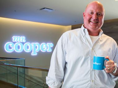 Mr. Cooper CEO Jay Bray joined the company in 2000 when it was called Nationstar Mortgage.