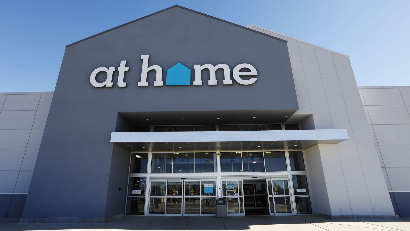 At Home's total sales increased 27.3% last year to $1.74 billion, and same-stores sales were up 19.4%.