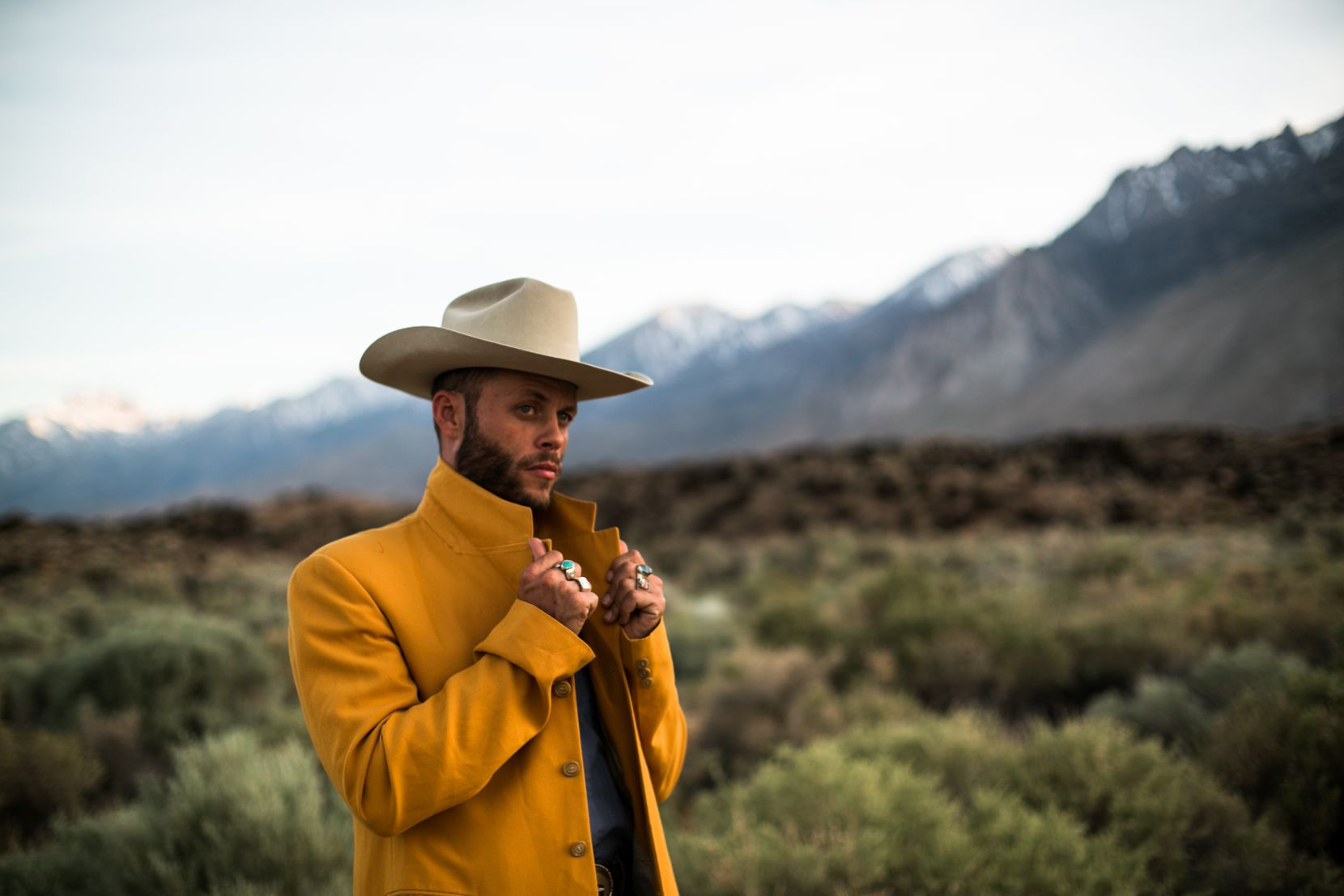 "Singer Charley Crockett has been called a stylistic chameleon, and his new album illustrates his eclectic approach within the realm of a classic country sound. ""I feel like maybe we landed in a world somewhere between Lee Hazlewood and Bill Withers,"" he says."