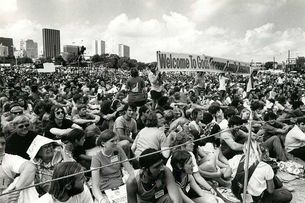 Explo '72 in Dallas