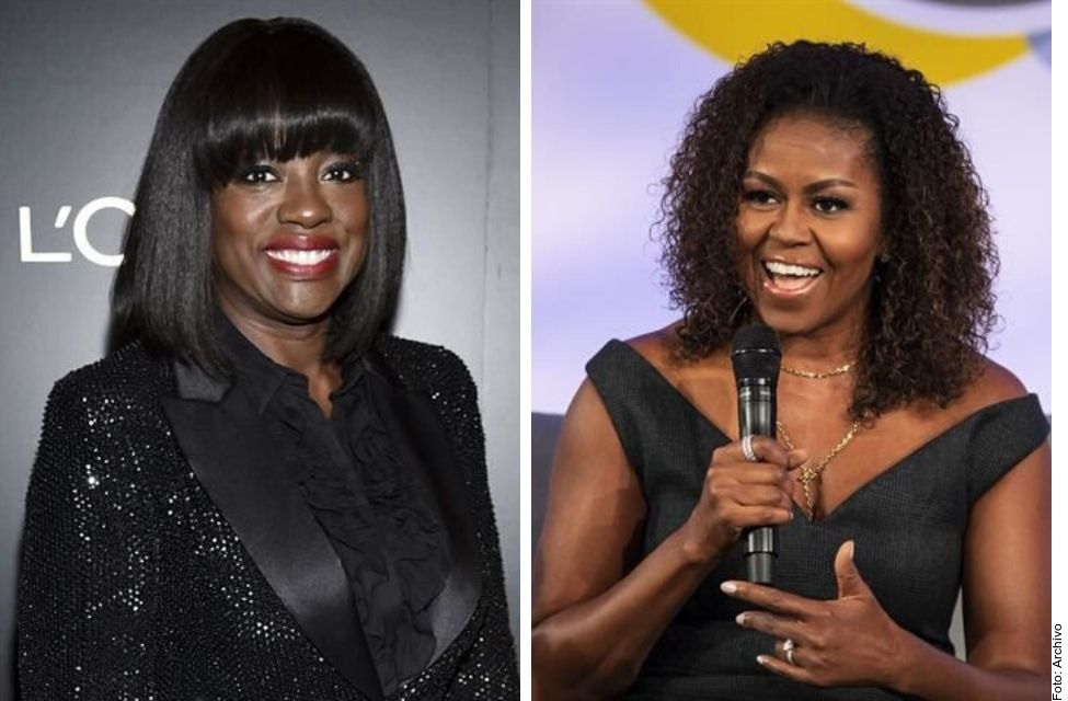 Viola Davis será Michelle Obama en la serie First Ladies.
