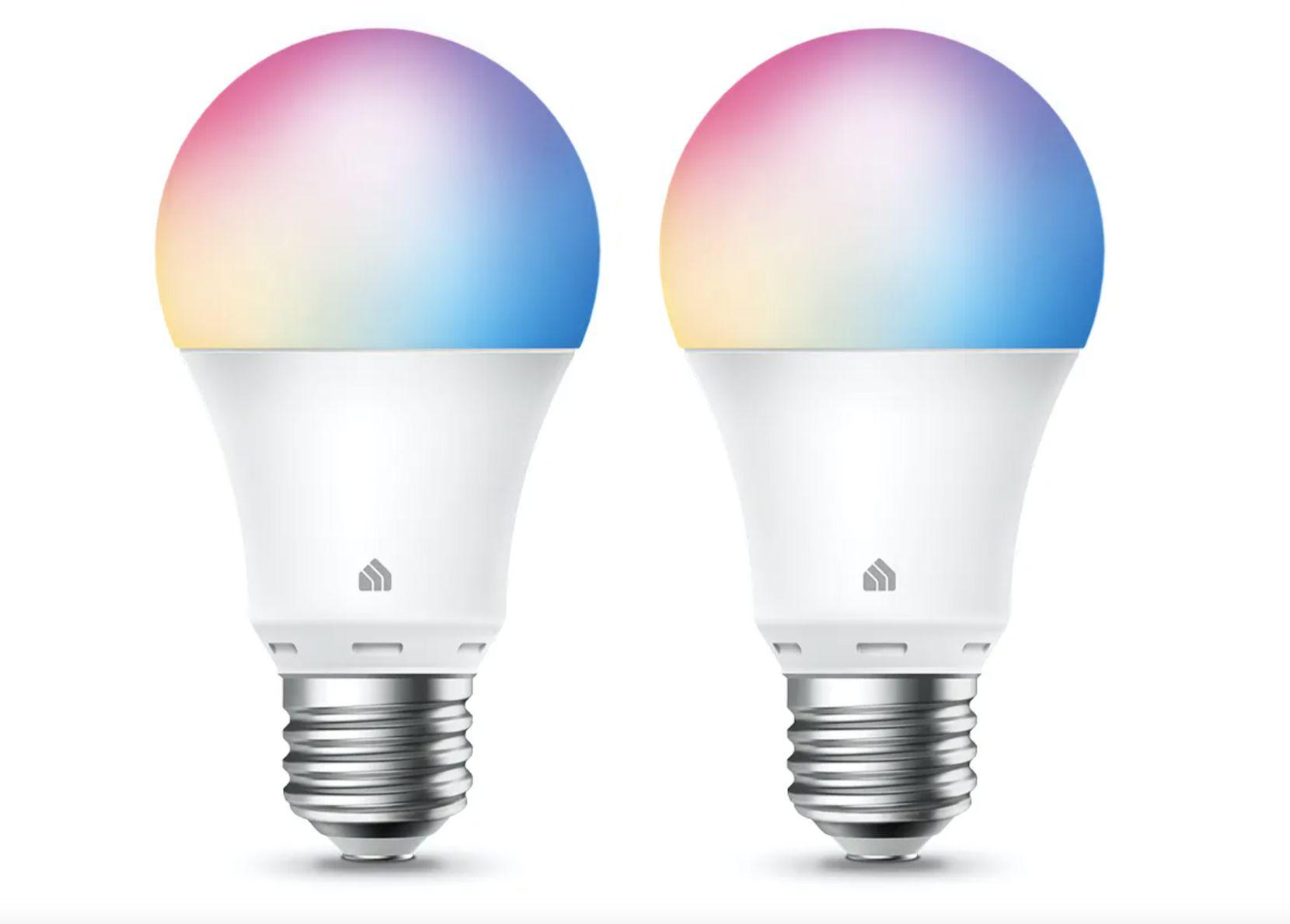 Kasa Smart Wi-Fi Light Bulb (multicolor)