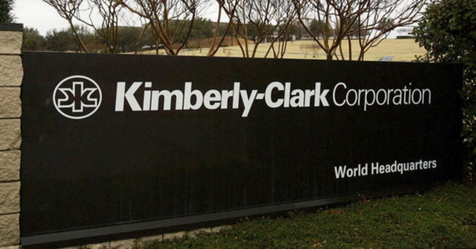 Kimberly-Clark's new distribution center in Mountain Creek will open next spring. (Alliance Architects)