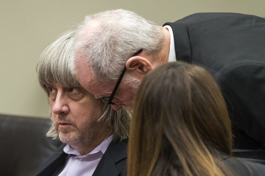 David Allen Turpin's adult children appeared at first to be minors because of their malnourished state. He and his wife have been arrested on charges of torture and child endangerment.