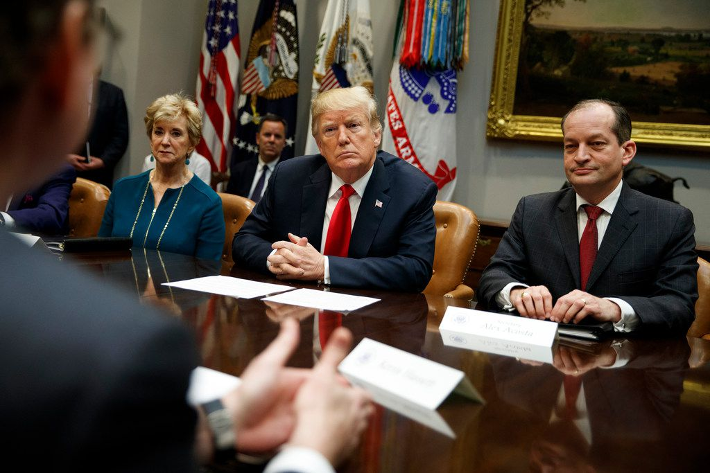 President Donald Trump on Monday finalized tariffs on $200 billion in goods imported from China, putting Texas businesses and consumers under further strain..