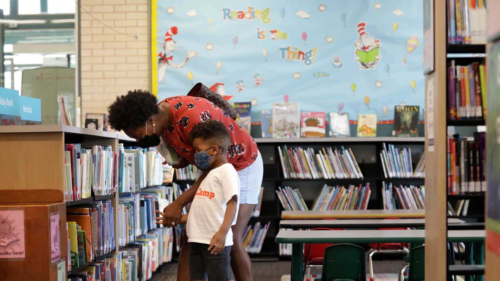 Arlington ISD will give away free books this summer to students in pre-K through 12th grade.