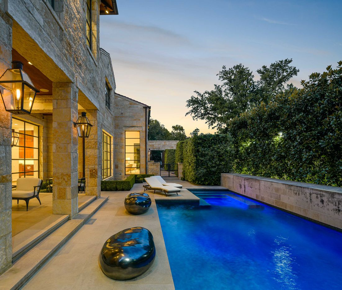 Take a look at this custom designed home at 3701 Lexington Ave. in Dallas, TX.