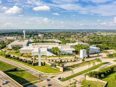 Microsoft has signed a short-term lease on more than 80,000 square feet of space at VariSpace's campus in Southlake.