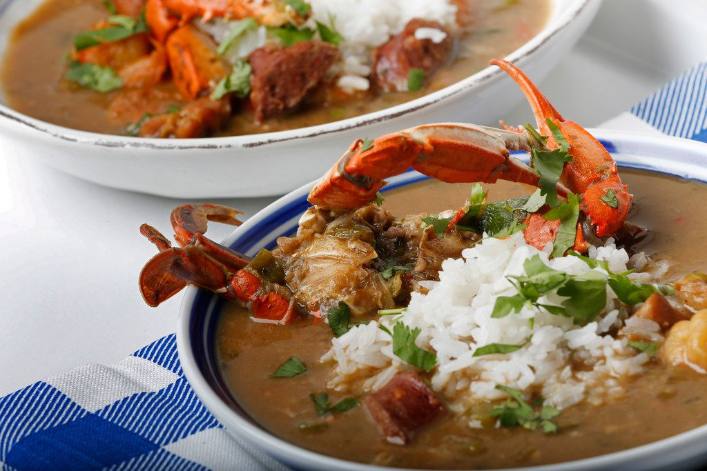 Seafood Gumbo made by Tiffany Derry