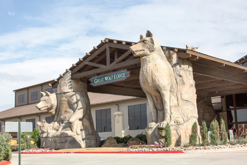 Great Wolf Lodge in Grapevine