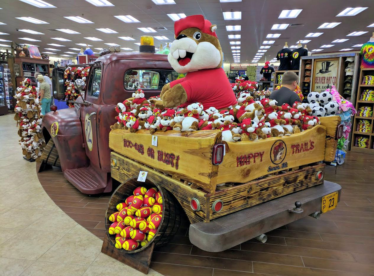 Buc-ee's has opened its first location in the D-FW Metroplex in Fort Worth.