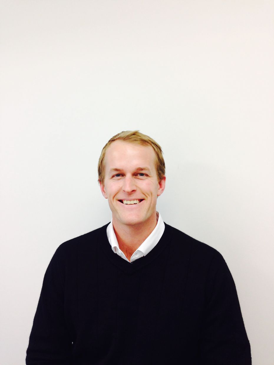 SaferMe founder and CEO Clint Van Marrewijk.