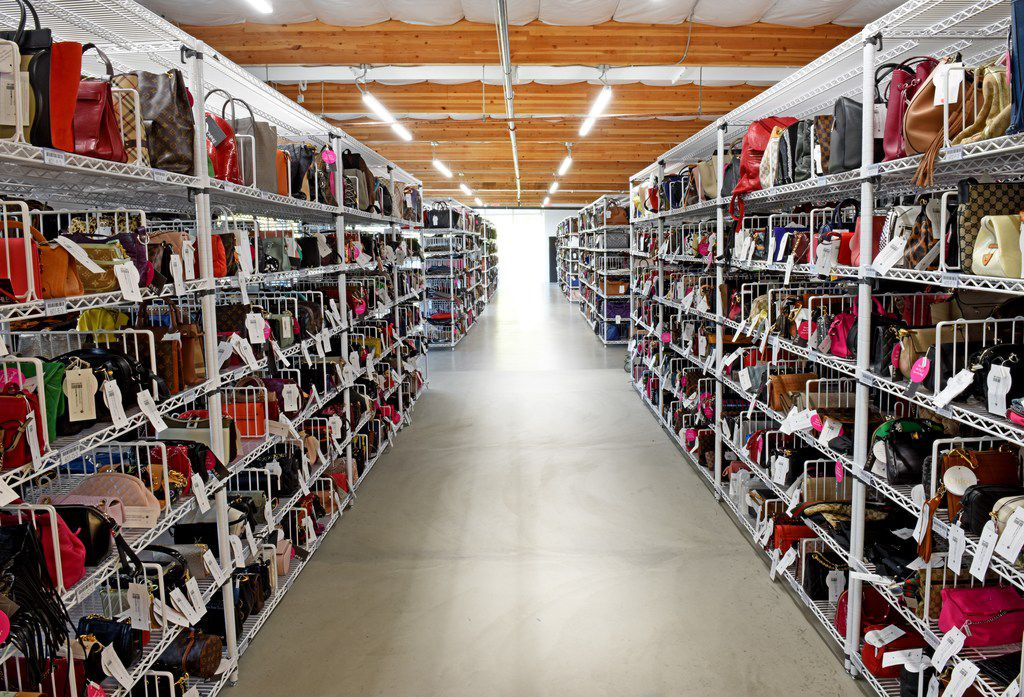 Fashionphile's inventory of pre-owned luxury handbags.