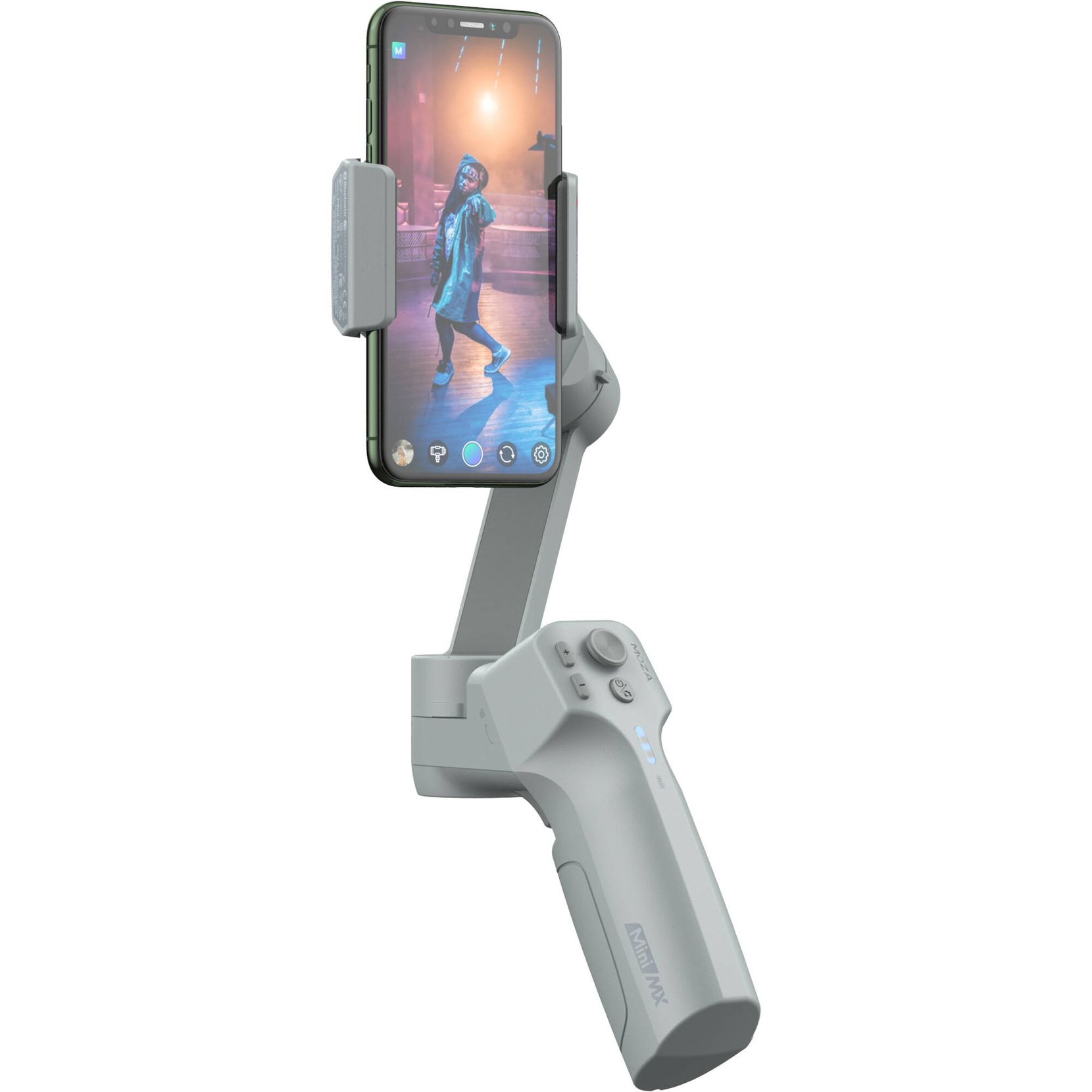 Moza MiniMX Foldable Smartphone Gimbal
