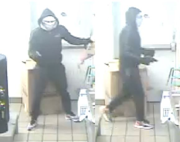 On Tuesday, two men robbed a Whataburger in the 900 block of East U.S. Highway 80 in Forney. Officials think the two robberies are connected.