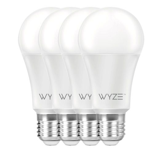A four pack of Wyze Bulbs will set you back $29.99.