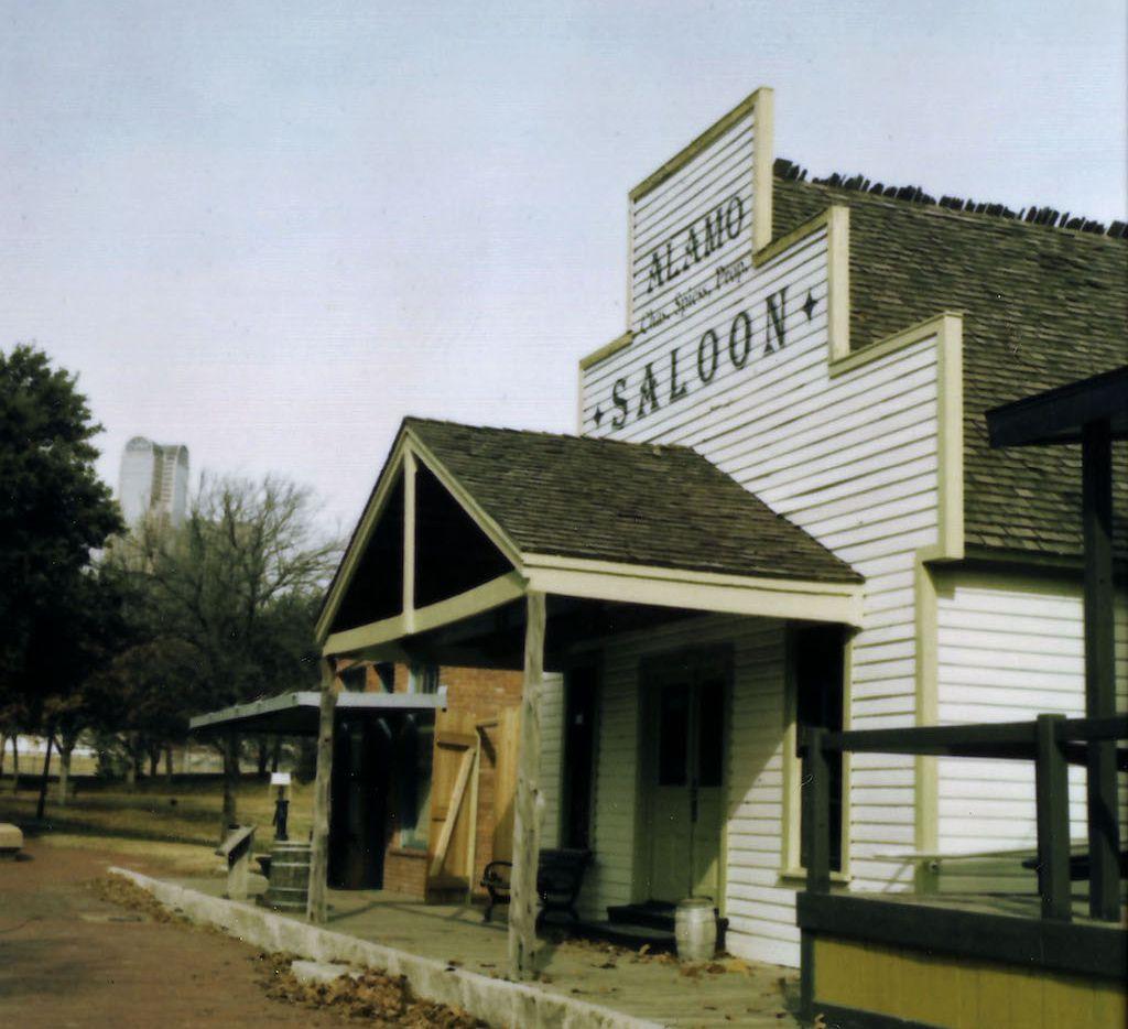 Dallas Heritage Village at Old City Park in Dallas
