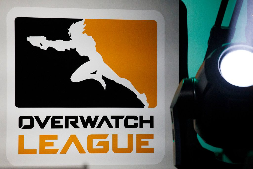 Overwatch League rescheduled the cancelled matches from February and March. (Photo by Patrick T. Fallon/Special Contributor to The Dallas Morning News)