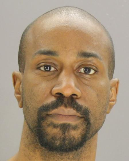 Eric Gerard McGinnis, 43, was sentenced to eight years in prison.