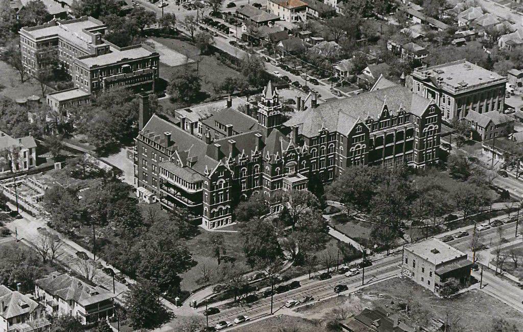 St. Paul's Hospital - Dallas, Texas