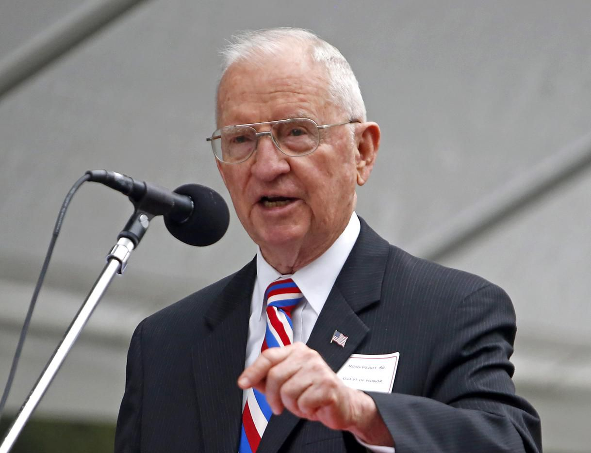 Every once in a while, a third-party presidential candidate will help swing an election, as it did in 1992 when H. Ross Perot (pictured) ran against incumbent George Bush and Bill Clinton, who eventually won the presidency.