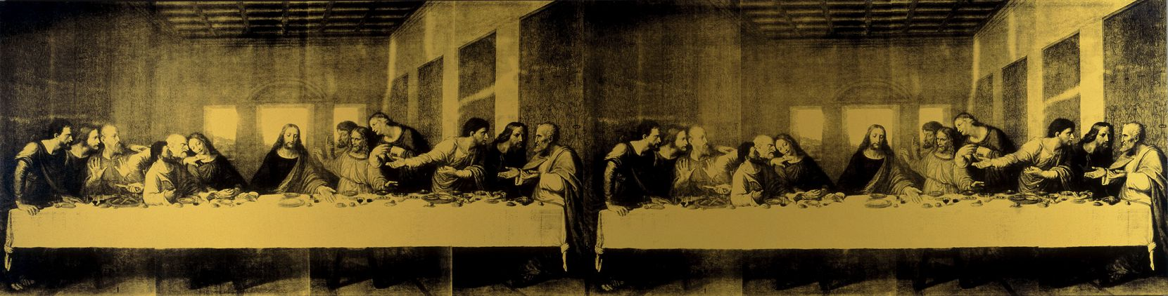 "Andy Warhol, ""The Last Supper, 1986,"" The Baltimore Museum of Art."