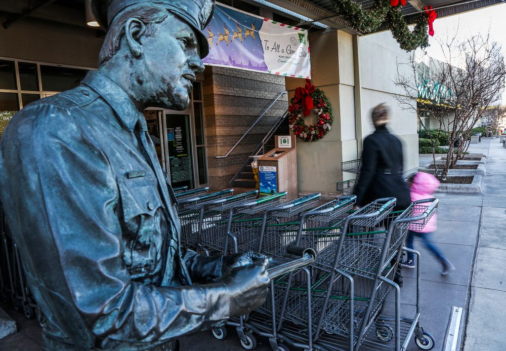 Sculptor Seward Johnson invited an actual Princeton, N.J., officer to his studio to pose.