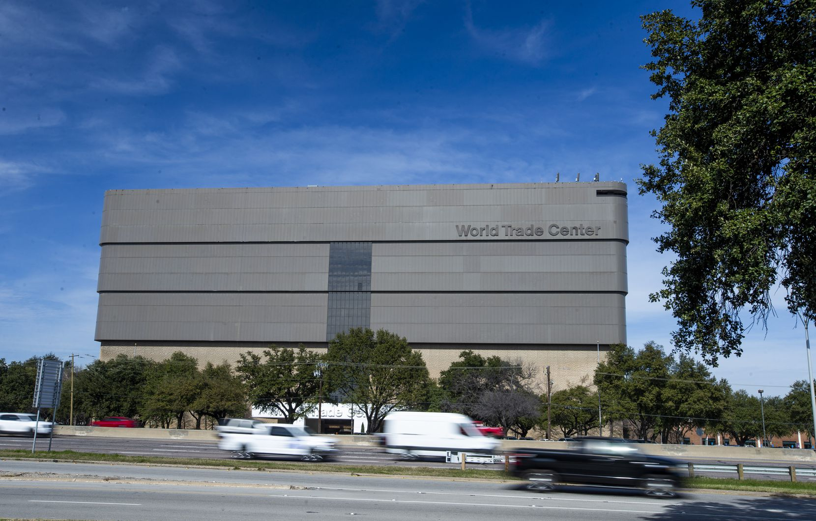 The huge Dallas Market Center northwest of downtown was placed on a lenders watch list because of reduced income. Owners of the property haven't missed mortgage payments.