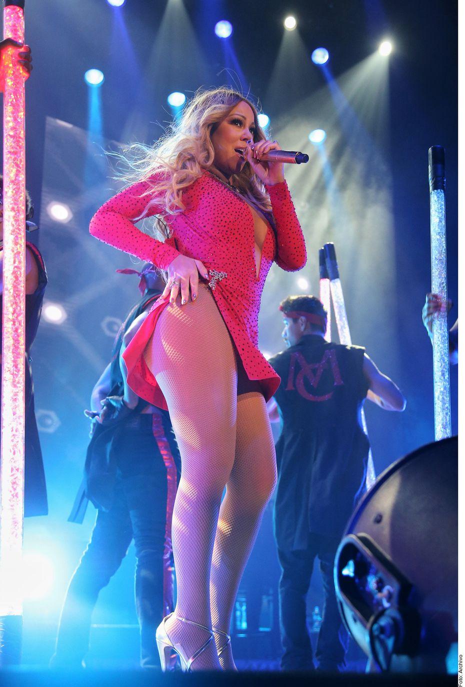 Cantante, compositora, productora y actriz, Mariah Carey saltó a la fama con tan sólo 20 años, cuando su disco homónimo llegó a las listas de popularidad en 1990, con una capacidad para mezclar el pop con R&B y hip hop.
