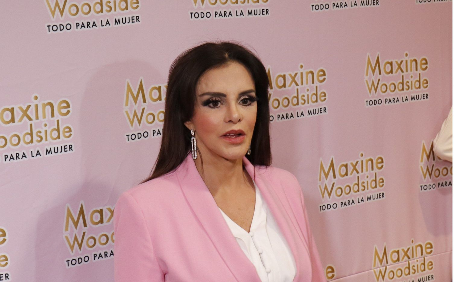 A Lucía Méndez finalmente se le cumplió el deseo de convertirse en abuela.