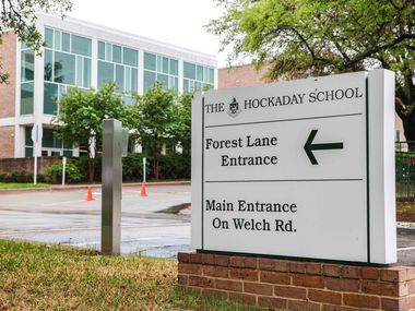 The 48 boarding students at The Hockaday School who are eligible to enroll next year, some of whom are international students currently residing with host families in Dallas because of the pandemic, will graduate by May 2025 as the boarding program's last class.