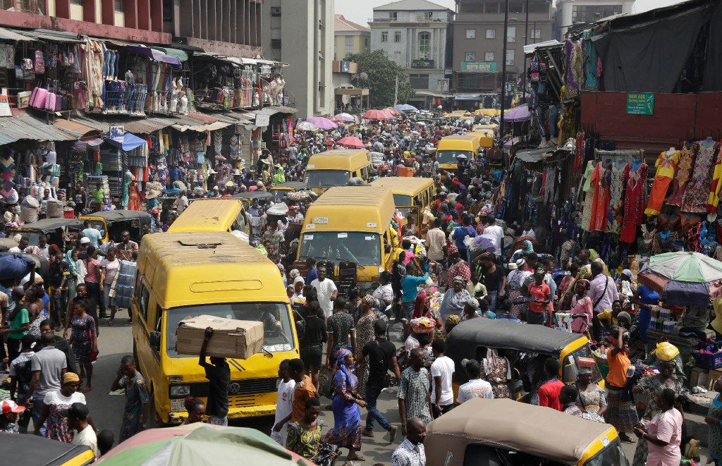 Lagos, with a population of about 20 million, is larger than many countries. It is the most commercially oriented part of Nigeria, and it grew so large only in the last few decades.