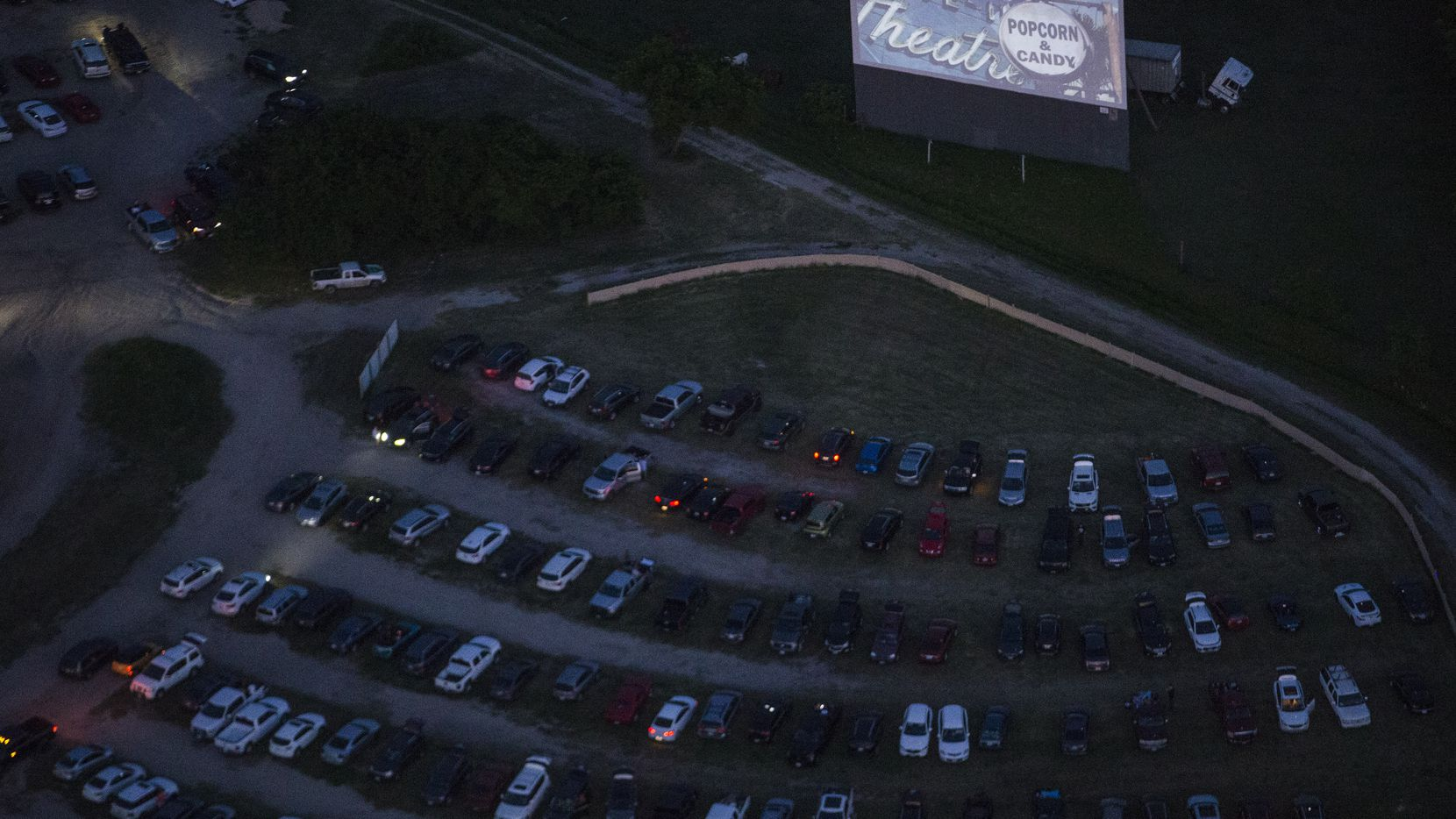 What To Expect At North Texas Drive In Theaters Under New Rules