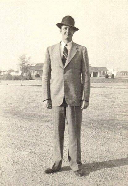 Howard Brown was Casa Linda Plaza's builder.