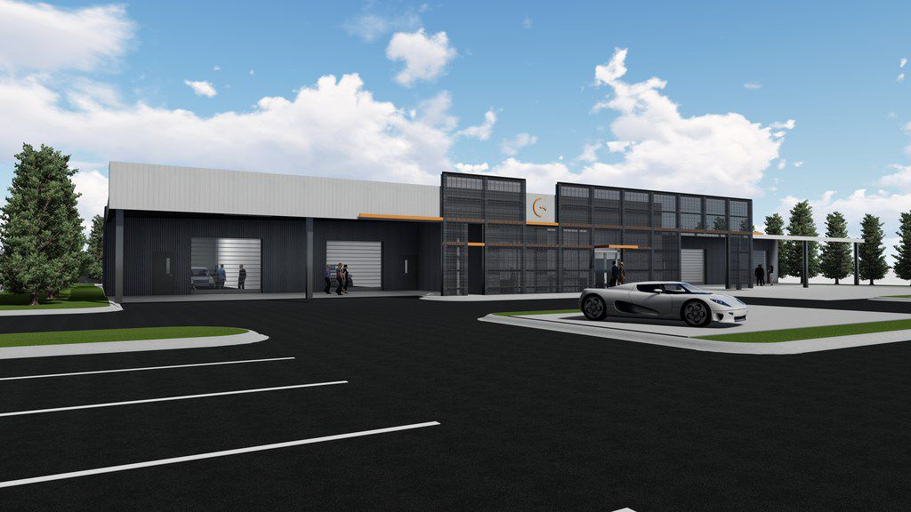Solera is investing nearly $9 million on construction, equipment and staffing for the center's first year. Staff will research cars and trucks and train the next generation of auto technicians.