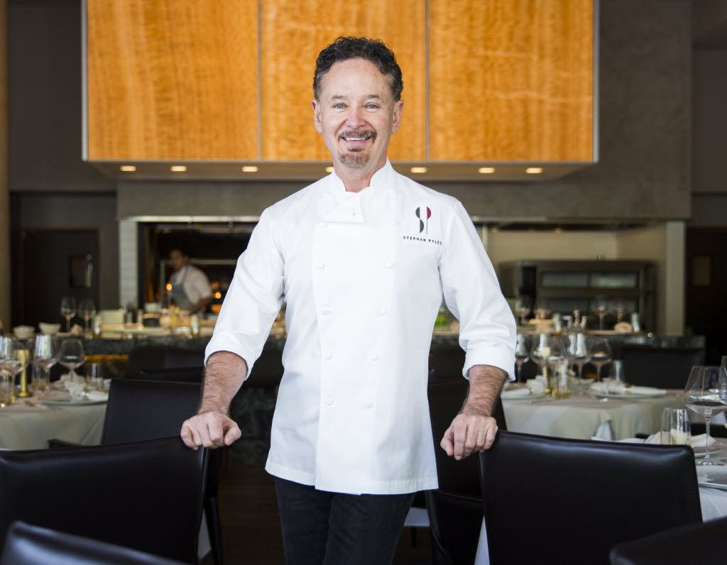 Chef Stephan Pyles, co-owner of Flora Street Cafe, has consulted with lots of companies over the years. He's partnering with a retirement community called Ventana by Buckner in 2019.
