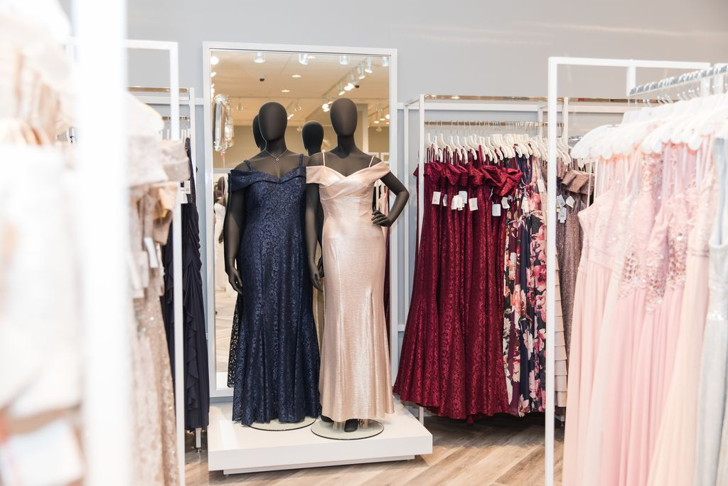 David's Bridal says it has a large inventory of wedding dresses already in the U.S. and hasn't seen any delays in shipments due to the coronavirus.