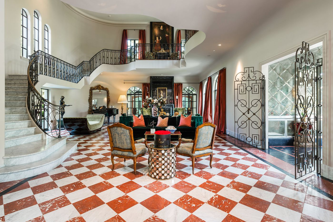 Take a look at the home at 4201 Edmondson Ave. in Highland Park.