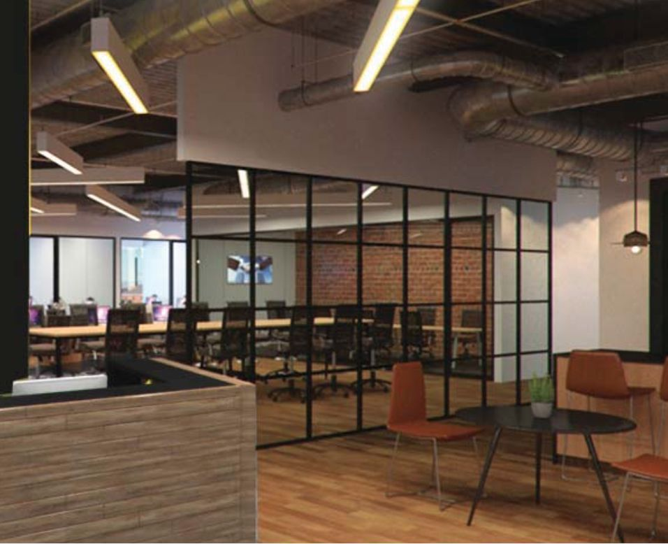 Venture X's new Far North Dallas office will have everything from individual workstations to meeting rooms.