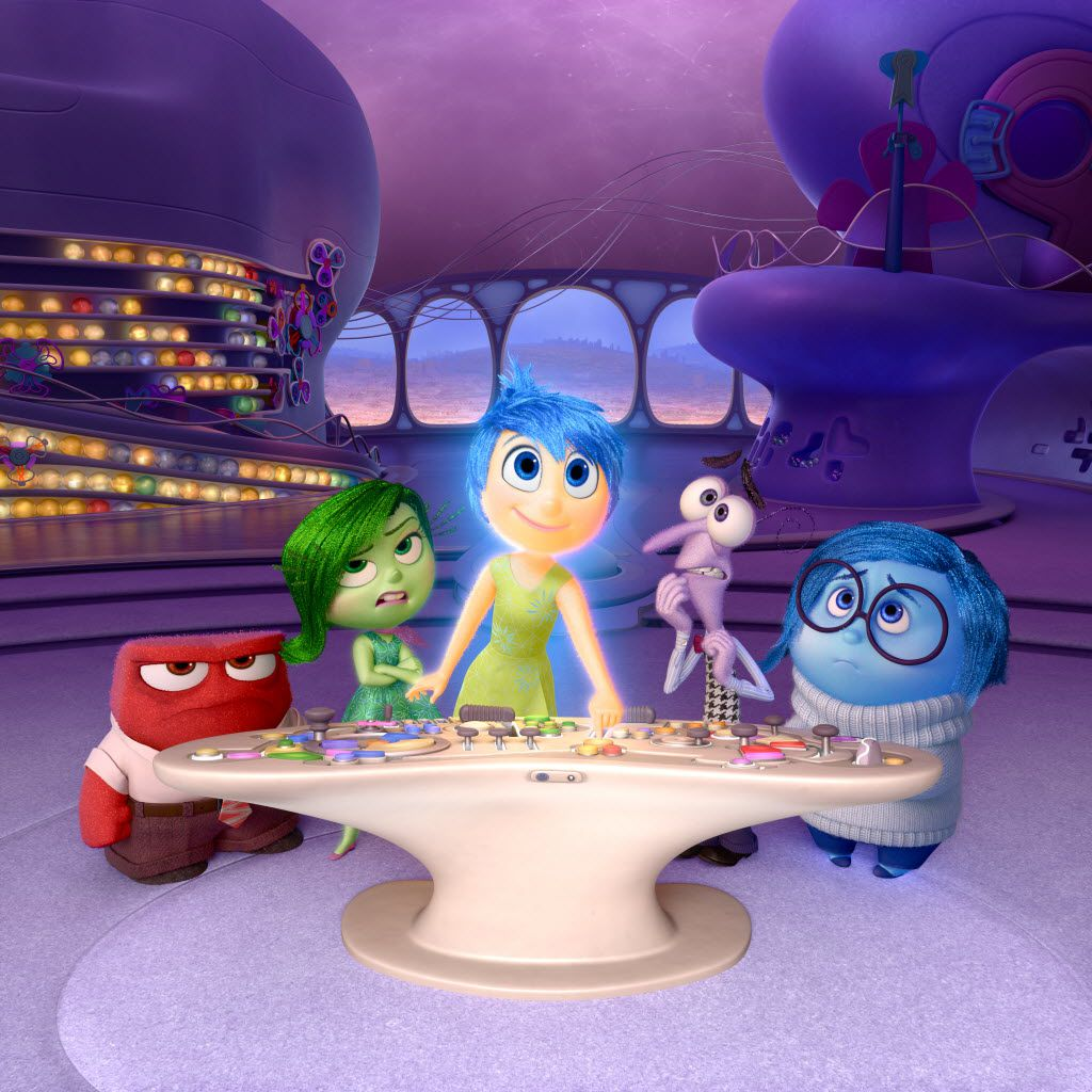 """""""Inside Out."""""""