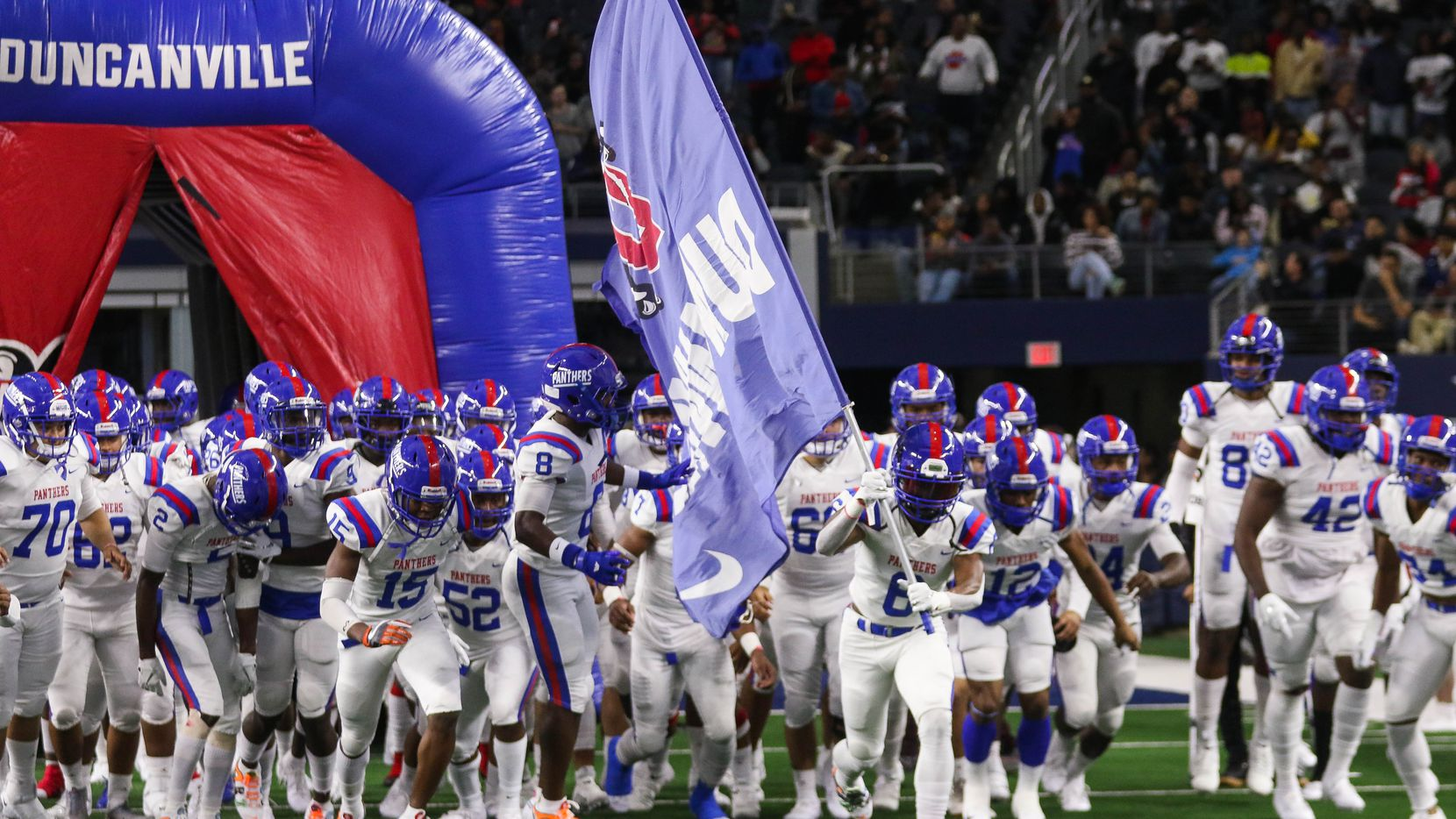 Duncanville Vs North Shore State Title Game Had Larger Crowd Than 69 Of College Bowl Games