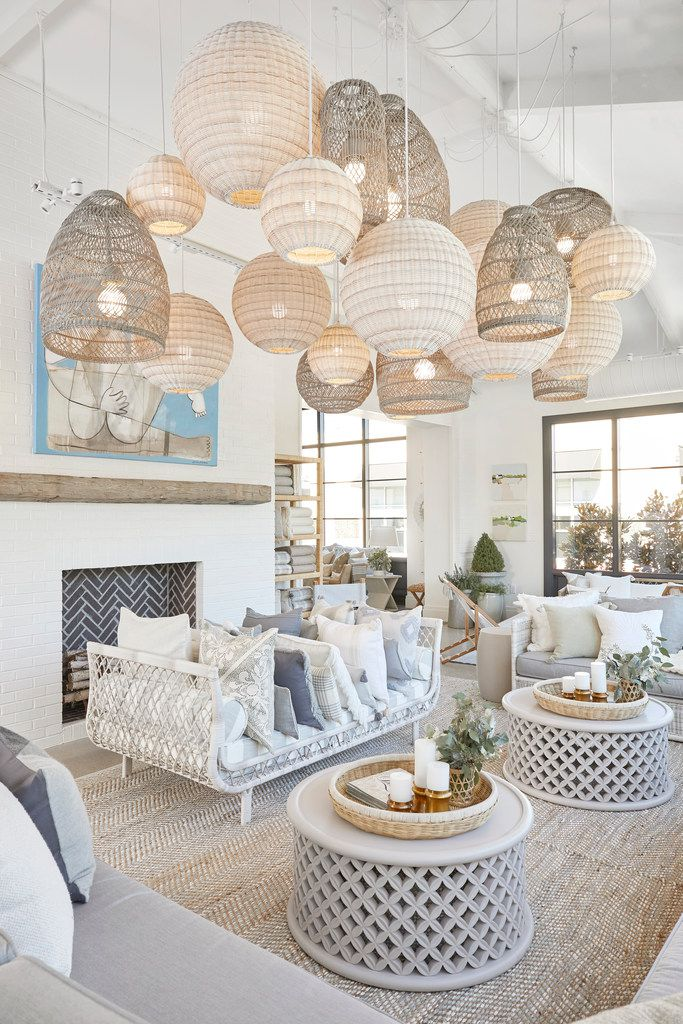 Serena & Lily's 10th storefront location opened Nov. 16 in a 4,000-square-foot showroom packed with the company's California-inspired sophisticated casual furnishings for just about every room in your home.