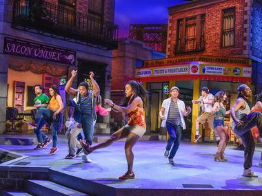 Dallas Theater Center's production of In the Heights is a reminder that composer Lin-Manuel Miranda's first musical set the stage for his blockbuster, game-changing hit Hamilton.
