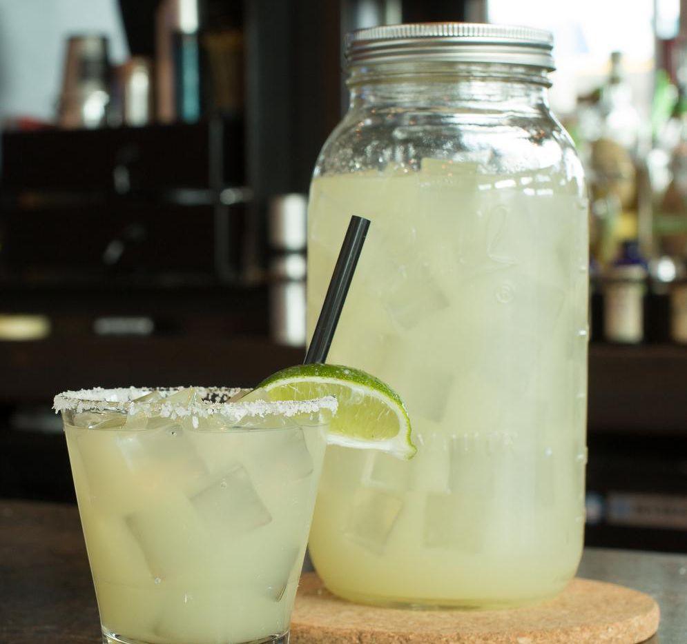 Una margaria en Tacos and Tequilas TNT. ¿Gusta? (DMN/ANGELA LYNN PORTRAITS)