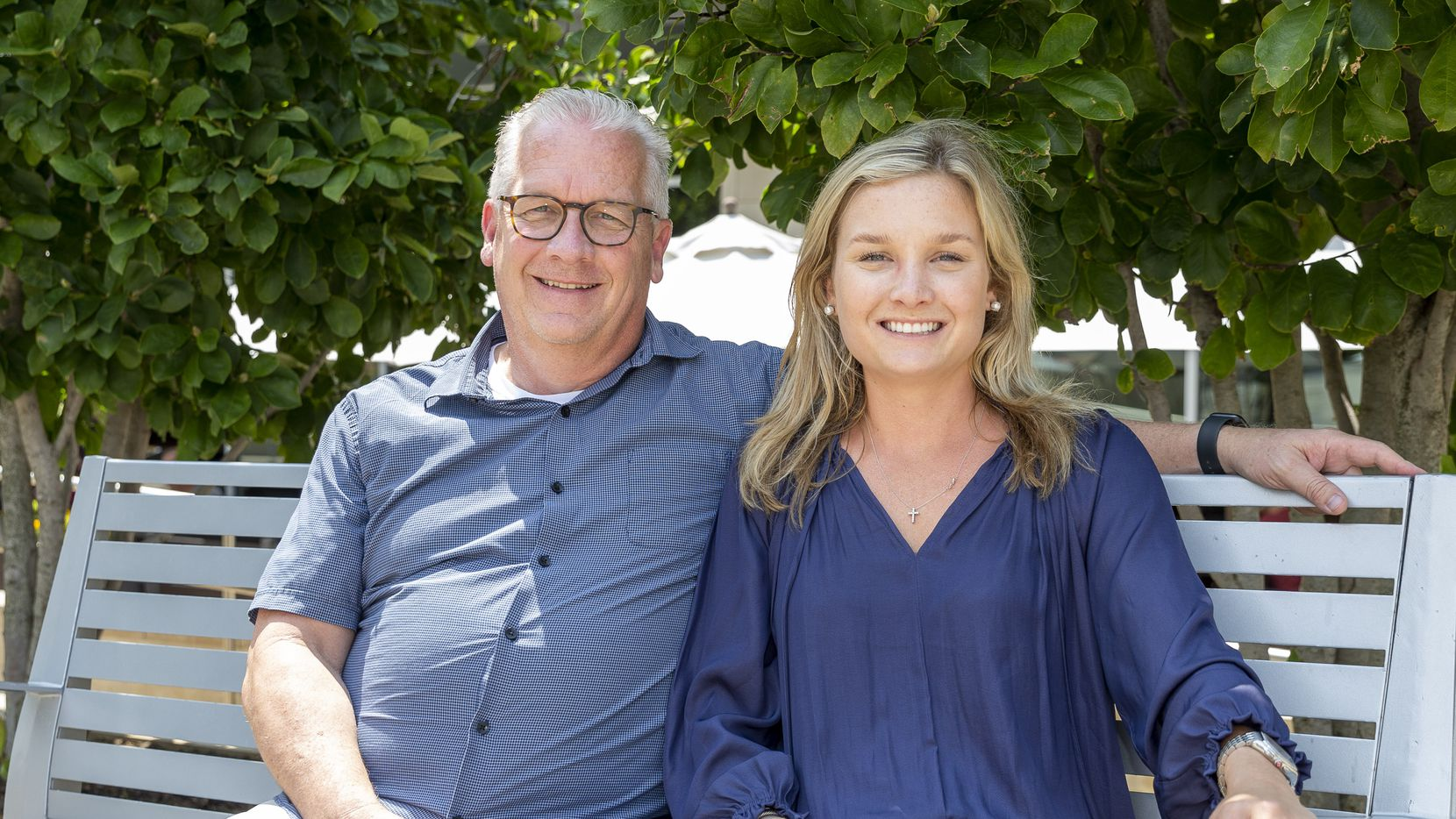 Joel Williams helped his daughter, Natalie, out during the pandemic by letting her move back in with him while she looked for a job. Young adults across the U.S. leaned on their parents during the unprecedented pandemic, leading to closer relationships.