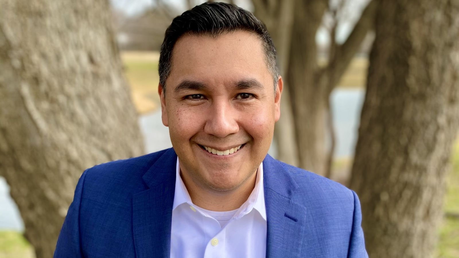 """""""My vision and hope is that we will receive enough community support to one day have a house or building to shelter 10 or 20 youth a night or even bigger. We had to think outside the box, and we have to start somewhere,"""" says Elevate North Texas founder Jason Vallejo."""
