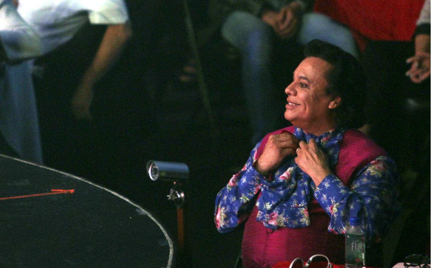 """Otra bioserie de Juan Gabriel y un disco nuevo de duetos son algunos de los planes que desarrolla Iván Aguilera, hijo mayor y heredero universal del """"Divo de Juárez"""". (AGENCIA REFORMA)"""