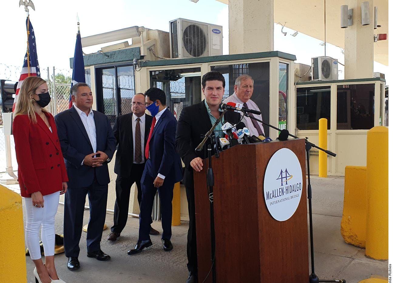 Texas donará vacunas a Nuevo León, anunció el gobernador Samuel García.