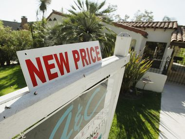 Home sales prices were up 26% in North Texas in May.