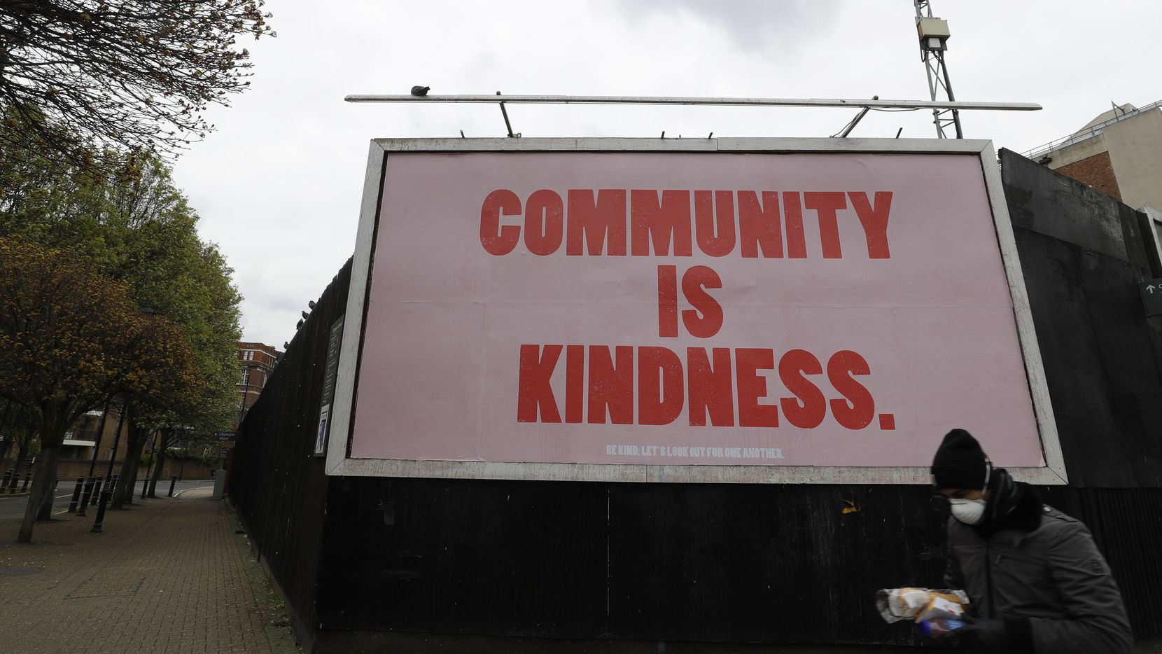 Tell us your stories of kindness and resilience during the coronavirus pandemic.